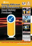 Energy Efficient LED Illuminated Road Safety Products
