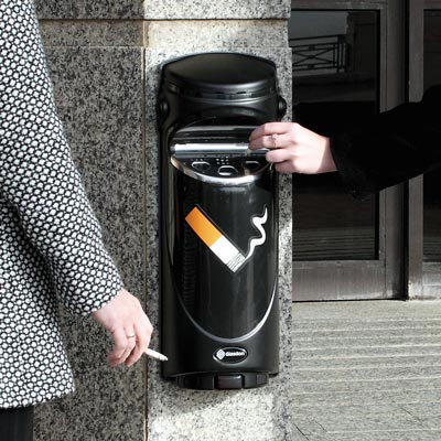 Cigarette Waste Bins