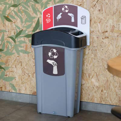 Cup Recycling Bins