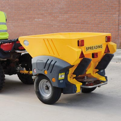 Towable Salt / Grit Spreaders