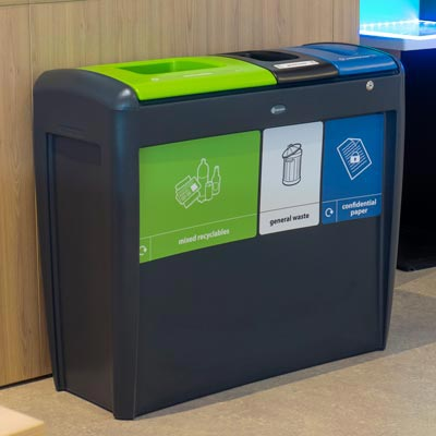 Recycling Stations