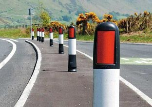 Street Furniture, Commercial Trash Cans, Road Safety Bollards and