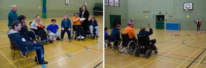 Bright Future for Blackpool Boccia Club