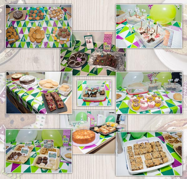 Glasdon #worldsbiggestcoffeemorning