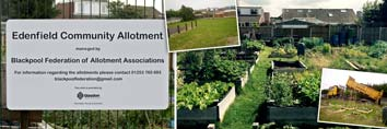 Edenfield Community Allotment