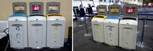 Success in Recycling at Perth Airport