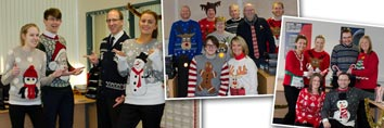 Xmas Jumper Day at Glasdon!