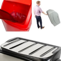 Combo™ Waste Bin Options for Tray Top and Wheel Kit