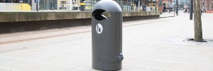 Curve Appeal for Your Waste Management... the Elipsa™ Litter Bin