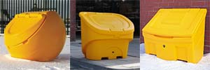 Guide to Grit Bins