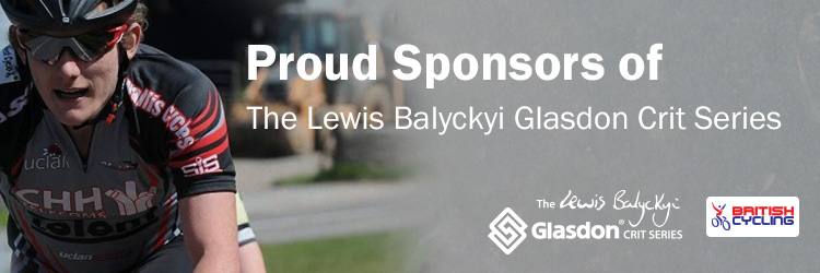 Proud Sponsors of the Lewis Balyckyi Glasdon Crit Series
