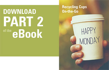 Download the Glasdon eBook - What, Why, How to of Cup Recycling - Part 2