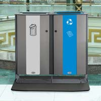 Electra Duo Recycling Station