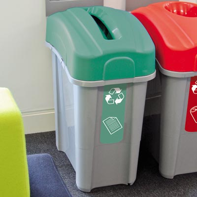 Eco Nexus® 60 Paper Recycling Bin