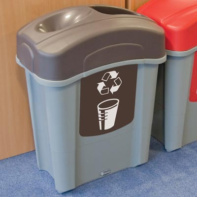 Eco Nexus® 60 Cup Recycling Bin
