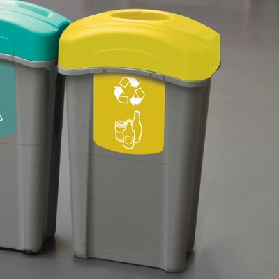 Eco Nexus® 85 Mixed Glass Recycling Bin
