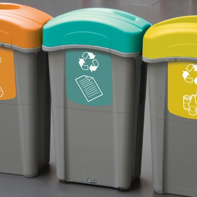 Eco Nexus® 85 Paper Recycling Bin