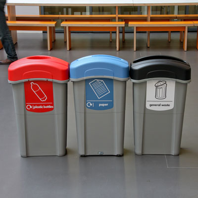 Eco Nexus™ Recycling Bins