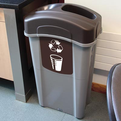 Eco Nexus® 85 Cup Recycling Bin