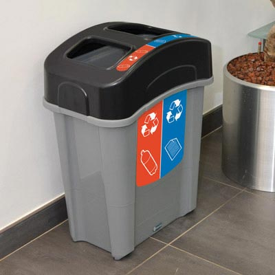 Eco Nexus® Duo 60 Recycling Bin