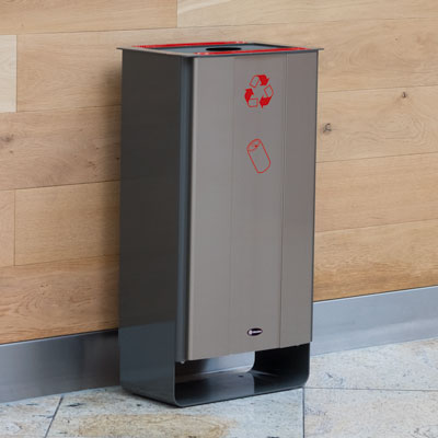 Electra™ 60 Cans Recycling Bin