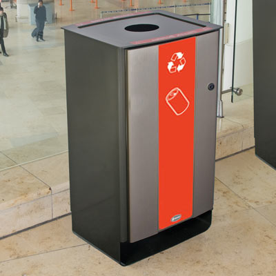 Electra™ 85 Cans Recycling Bin