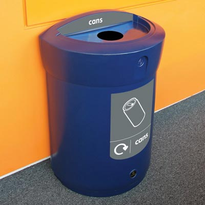 Envoy™ Recycling Bins