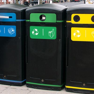 Grampian™ Mixed Glass Recycling Housing