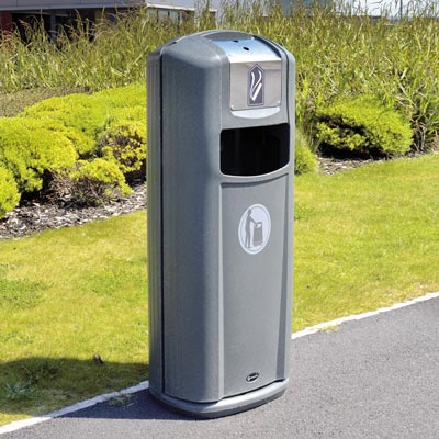 Integro City™ Cigarette/Litter Bin