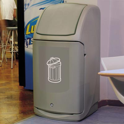 Nexus® 140 General Waste Bin