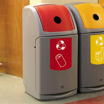 Nexus® 140 Can Recycling Bin