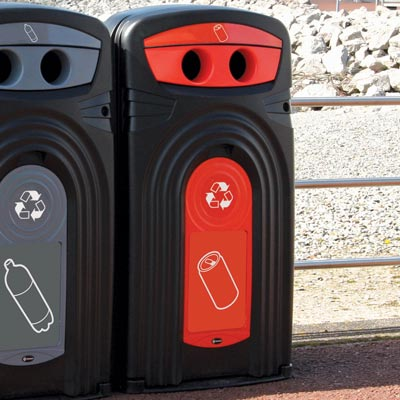 Nexus® 360 Can Recycling Bin