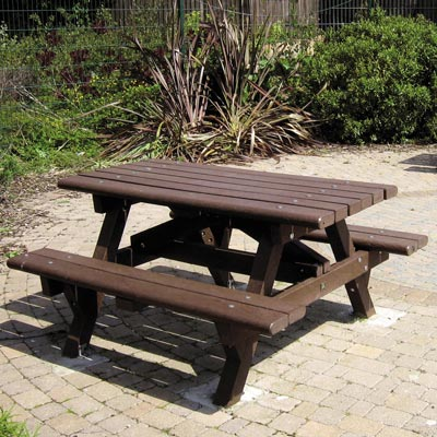 Picnic Tables Ireland Material Picnic Table 4