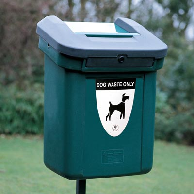 Dog Poo Litter Bins Amp Pet Waste Stations Glasdon