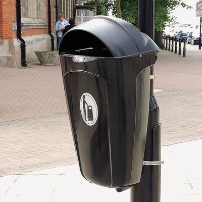 Super Trimline 50HSL Litter Bin