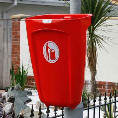 Super Trimline 50SL Litter Bin