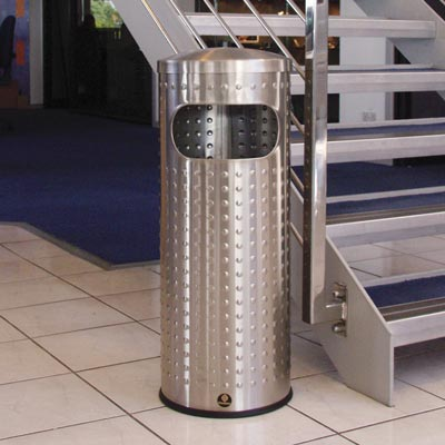 Ultimo™ Round Bin with Dome Top
