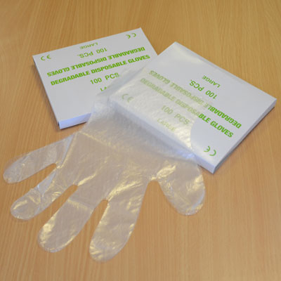 Box of gloves for Auto-Mate™ Petrol Forecourt Bin